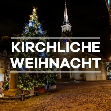 Kirchliche Weihnacht