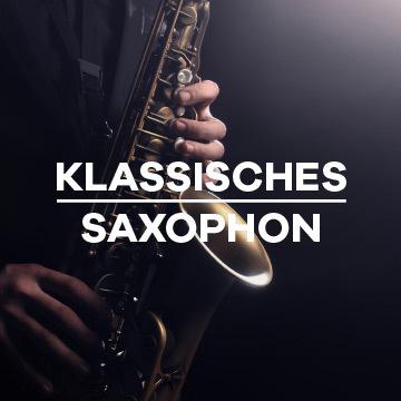 Klassisches Saxophon